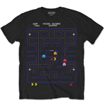 T-shirt Pac-Man pour homme - Design: Game Screen