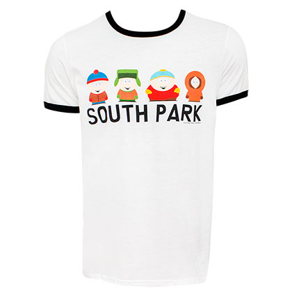 T-shirt South Park  pour homme