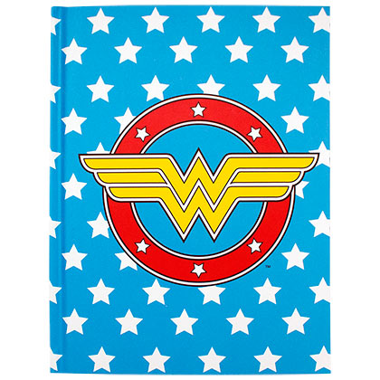 Journal Intime Wonder Woman - Stars