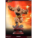 Street Fighter V statuette 1/4 Zangief 69 cm