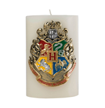 Harry Potter bougie XL Hogwarts 15 x 10 cm