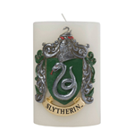 Harry Potter bougie XL Slytherin 15 x 10 cm