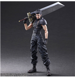 Crisis Core Final Fantasy VII figurine Play Arts Kai Zack 27 cm