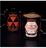 Call of Duty mug effet thermique Nuketown