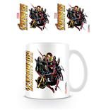 Avengers Infinity War mug Ready For Action