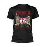 T-shirt Kreator TERRIBLE CERTAINTY
