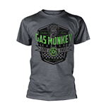 T-shirt Gas Monkey Garage - Live Fast