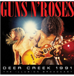 Vinyle Guns N' Roses - Deer Creek 1991 Vol.1 (2 Lp)