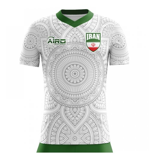 T-shirt Iran Football 2018-2019 Home (Enfant)
