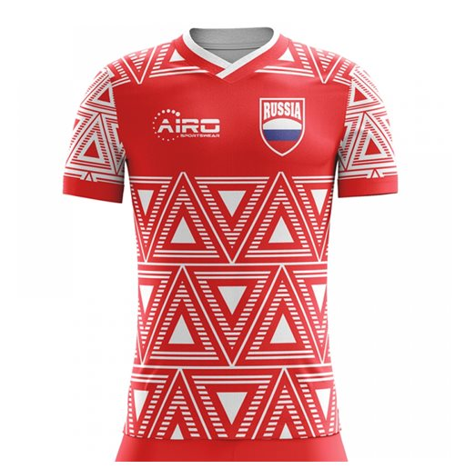T-shirt Russie Football 2018-2019 Home