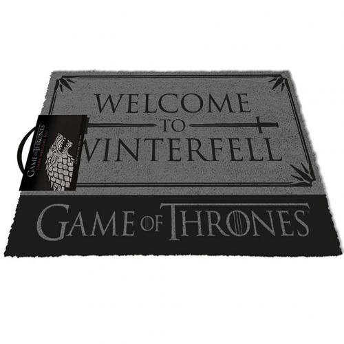 Paillasson Le Trône de fer (Game of Thrones) - Winterfell