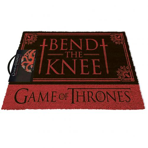 Paillasson Le Trône de fer (Game of Thrones) - Bend The Knee