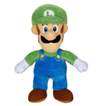 World of Nintendo peluche Luigi 18 cm