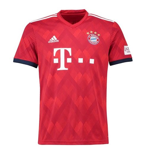 Maillot de Football Bayern Munich Home Adidas 2018-2019