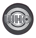 Patch The Who  - Design: Circles