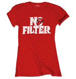T-shirt The Rolling Stones: No Filter Header Logo