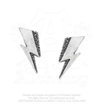 Boucles d'Oreilles David Bowie: Flash