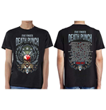 T-shirt Five Finger Death Punch  pour homme - Design: Wingshield Fall 2017 Tour