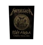 Patch Metallica - Design: Bay Area Thrash