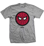 T-shirt Marvel Superheroes pour homme - Design: Avengers Infinity War Spidey Icon Pop