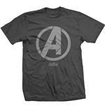 T-shirt Marvel Superheroes pour homme - Design: Avengers Infinity War A Icon