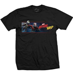 T-shirt Marvel Superheroes pour homme - Design: Ant Man & The Wasp Banner