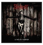 Patch Slipknot - Design: .5: The Gray Chapter