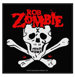 Patch Rob Zombie  - Design: Dead Return