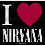 Patch Nirvana - Design: I Love Nirvana