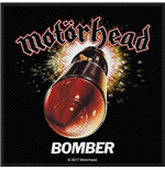 Patch Motorhead - Design: Bomber