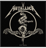 Patch Metallica - Design: Death Magnetic Arrow