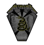 Patch Metallica - Design: Pit Boss