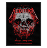 Patch Metallica - Design: Wherever I May Roam