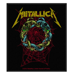 Patch Metallica - Design: Tangled Web