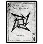 Patch Metallica - Design: Dealer