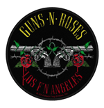 Patch Guns N'Roses - Design: Los F'N Angeles