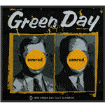 Patch Green Day - Design: Nimrod