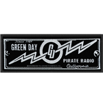 Patch Green Day - Design: Pirate Radio