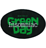 Patch Green Day 300160