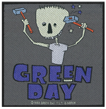 Patch Green Day - Design: Hammer Face