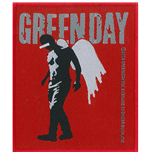 Patch Green Day - Design: Wings