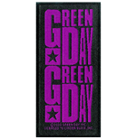 Patch Green Day - Design: Purple Logo