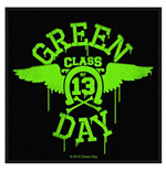 Patch Green Day - Design: Neon Wings