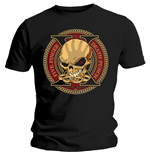 T-shirt Five Finger Death Punch  pour homme - Design: Decade of Destruction