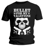 T-shirt Bullet For My Valentine  pour homme - Design: Bullet Club