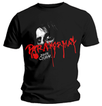 T-shirt Alice Cooper  pour homme - Design: Paranormal Eyes