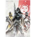 Poster Destiny 2 - Characters