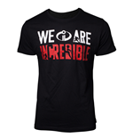 T-shirt Manches Courtes The Incredibles pour homm