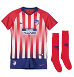 Tenue de football pour enfant Atletico Madrid 2018-2019 Home