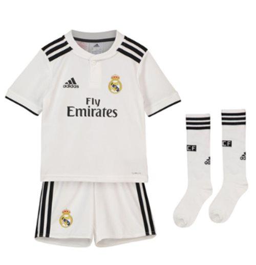 Tenue de football pour enfant Real Madrid 300377